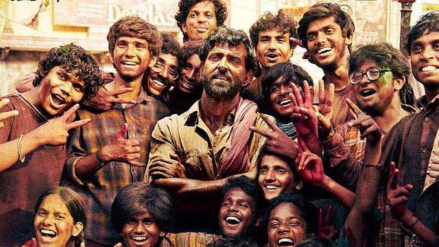 Hrithik Roshan as Anand in Super 30 Film