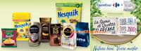Logo Con Nesquik, Buitoni, Nescafè e Perugina vinci buoni spesa Carrefour da 150€ e 2.000€ !