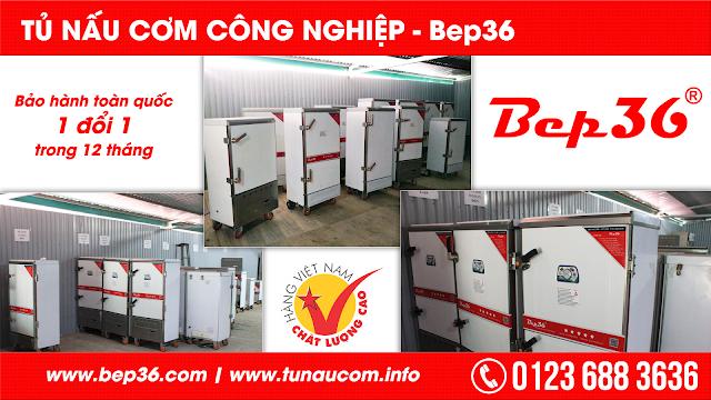 Tổng kho phân phối tủ nấu cơm công nghiệp tại Hà Nội