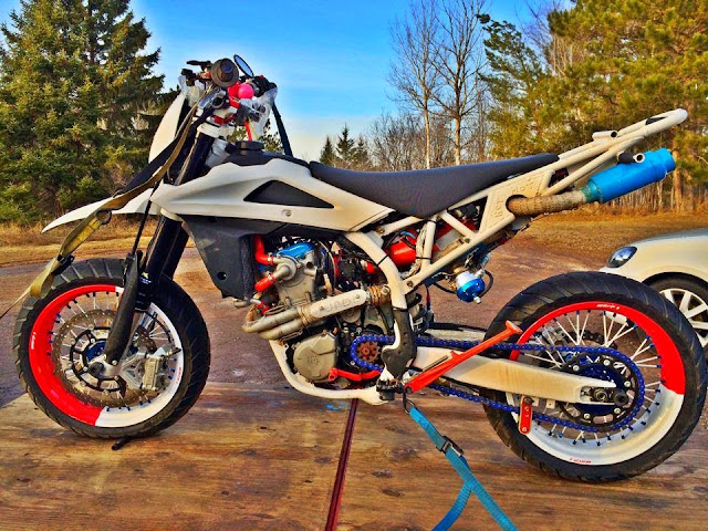 Turbo Supermoto