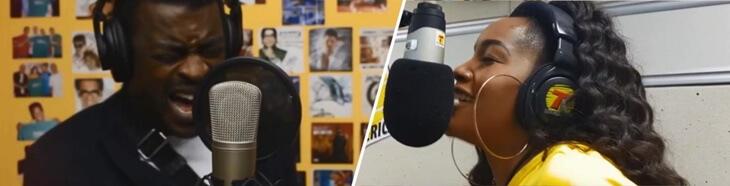 Seu Jorge e Iza são as vozes do Tema de Verão da Rádio Transamérica