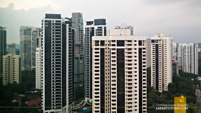 YOTEL Singapore View