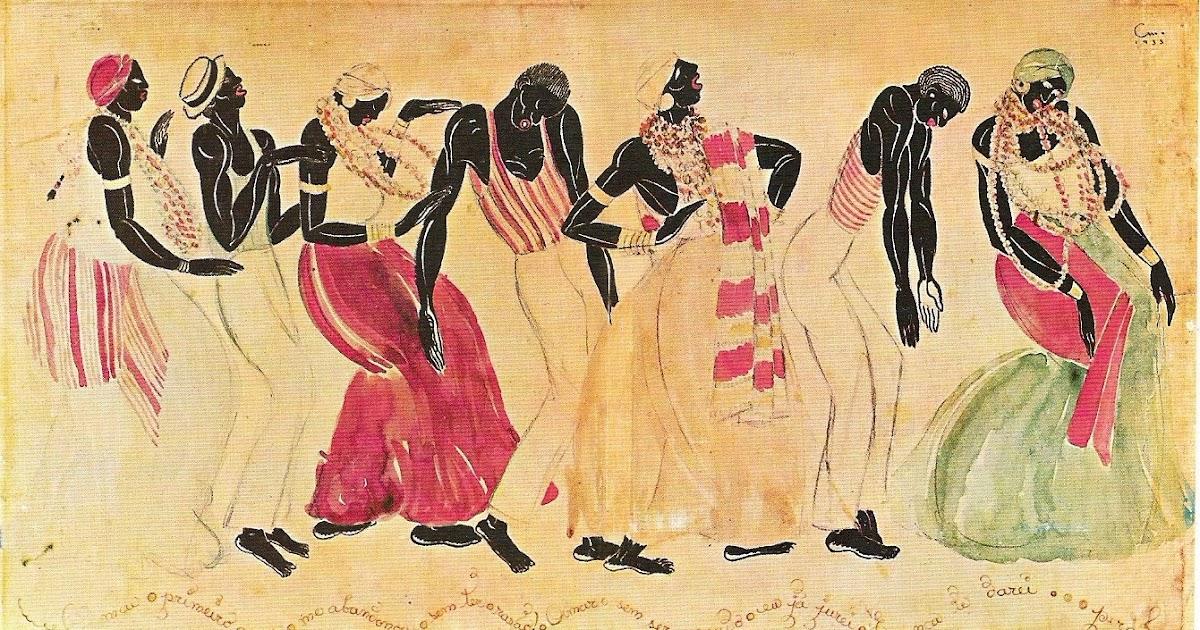 Templo Cultural Delfos: Cecília Meireles: batuque, samba e macumba