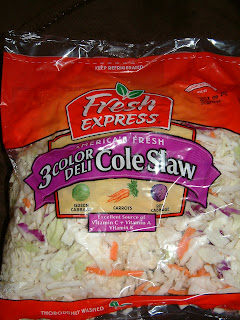 Fresh Express Cole Slaw