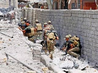 Pasukan Elit Syi'ah Irak Kehilangan 40 Persen Tentaranya dalam Pertempuran di Mosul