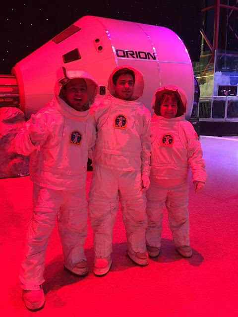 We are the Mars Mission Specialists!