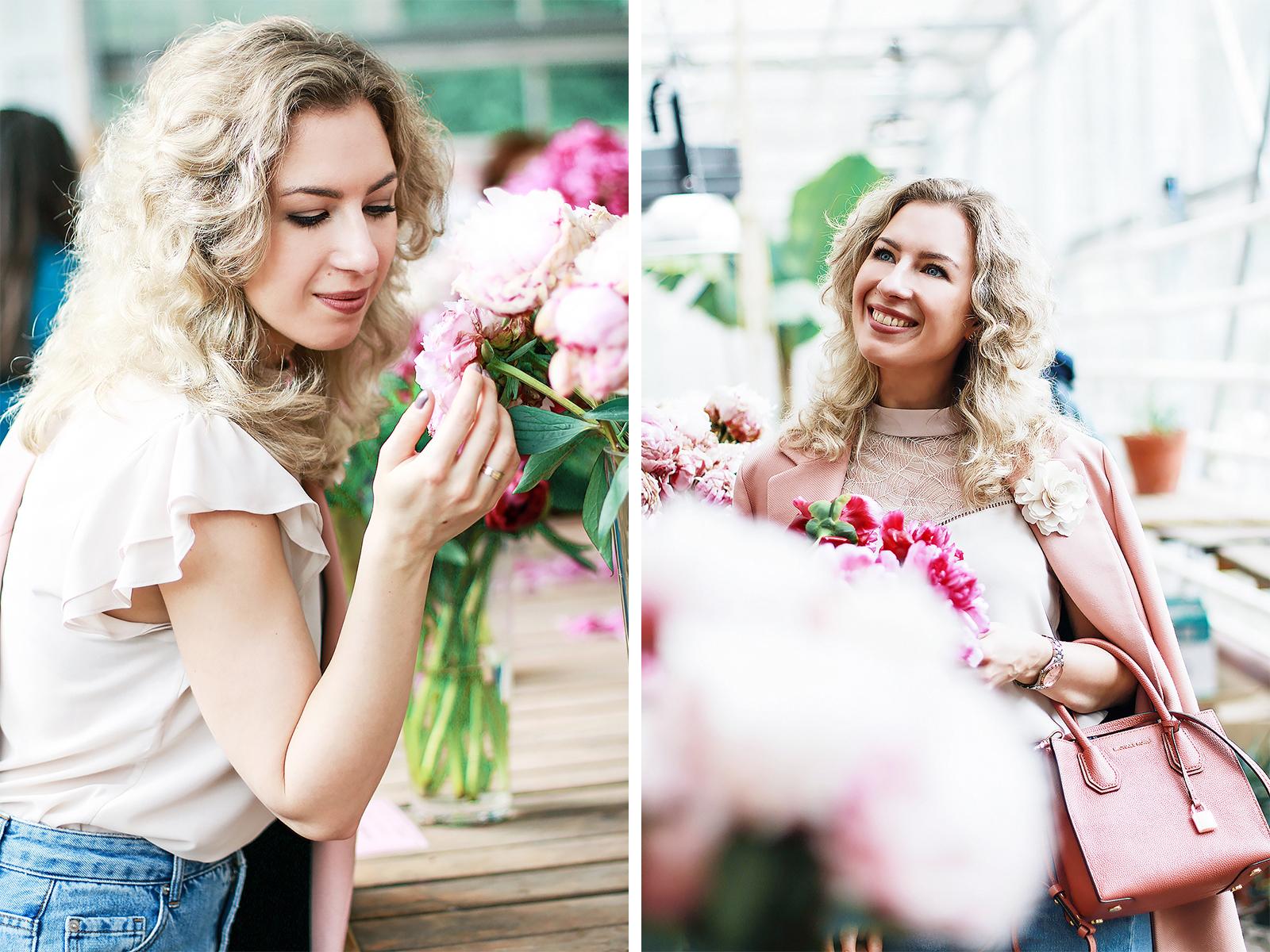 peony_garden_ritalifestyle_pink_zara_coat_mom_jeans_flowers_curly_ruffles_trend_2017