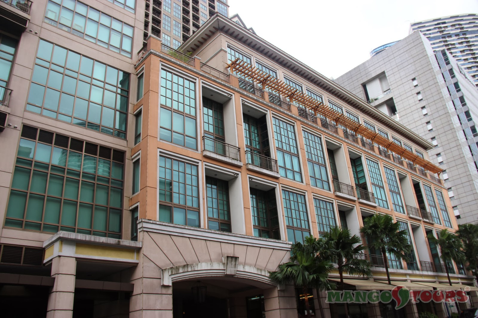 City Garden Hotel Makati nearby attractions