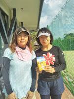 デ・ポーム・ワールド航空杯 第九回大会 4位:安部・安田ペア