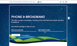 SSE Broadband packages include a free Wi-Fi router and free setup