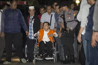 Ditahan KPK, Setya Novanto: Enggak Nyangka, Saya Pikir Masih Diberi Kesempatan Recovery