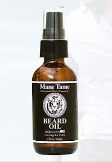 Mane Tame Beard Oil