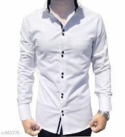 Men's Standard Slim Fit Cotton Shirts Vol 1 [S-667775]
