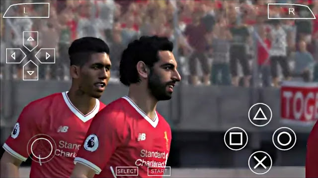 Download New PES 2018 Android Offline New Menu Best Graphics