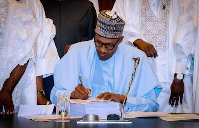 National Assembly Replies Buhari Over Their New 6,403 Projects: