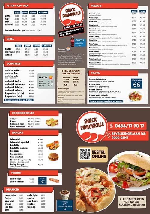 jumpa lagi di blog desain grafis sederhana saya 15 Contoh Desain Brosur Makanan Ringan Keren & Unik