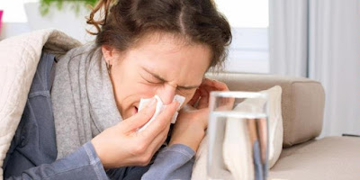 cara alami menyembuhkan flu menahun