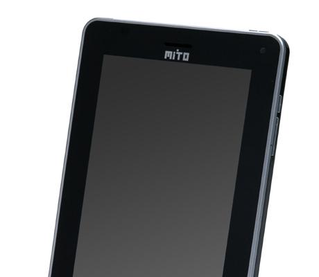 Satu lagi perangkat tablet Android masuk di Tanah Air ialah Mito T Mito T500: Tablet Android Dual SIM Seharga Rp 1 Jutaan