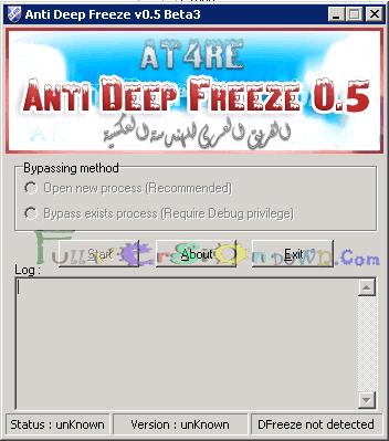 Anti Deep Freeze Software - Free Download Anti Deep Freeze