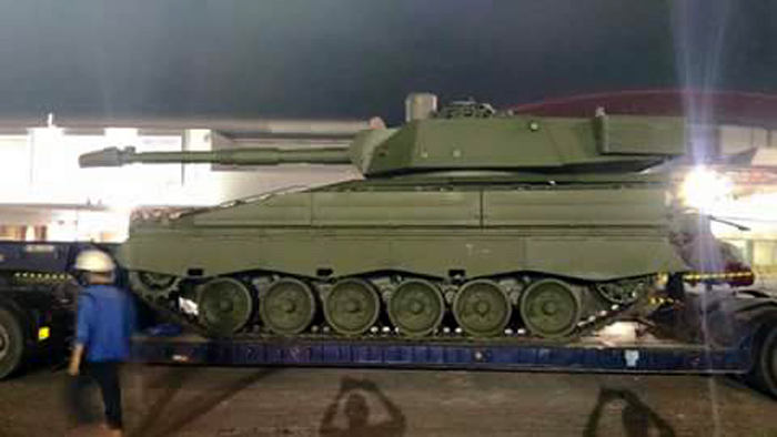 IFV Marder 1 turret modern HITFACT II Leonardo (ex-Oto Melara)