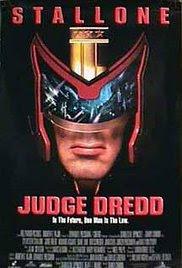 Judge Dredd Poster