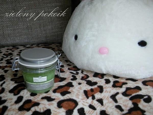 Kosmetycznie: Peelingowanie ciała z zieloną herbatą