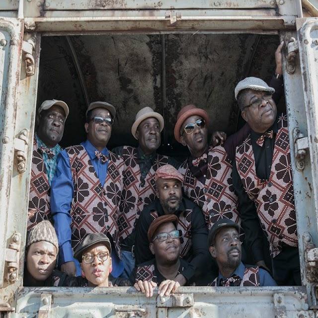 Ghorwane Feat. Dj Ardiles - Mussakaze