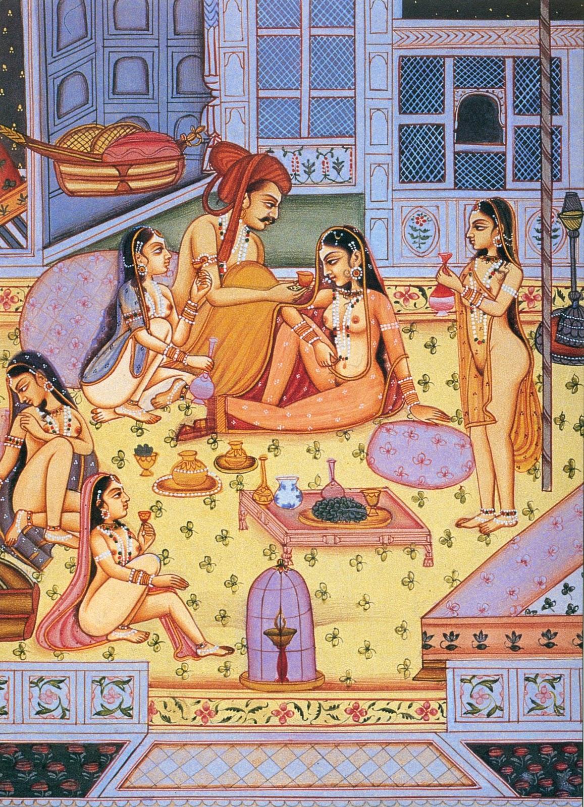 камасутра индийские картинки ласкают телочек