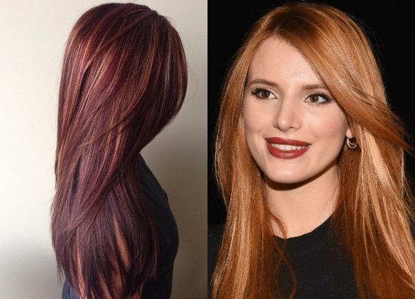 Модный цвет волос 2017: фото-обзор популярных оттенков