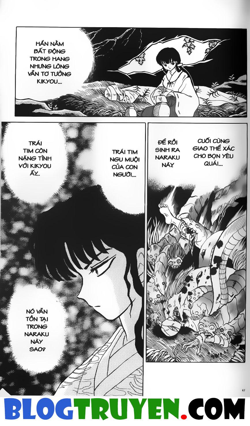 Inuyasha vol 18.3 trang 8