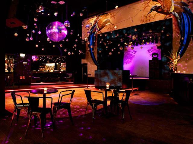 Plaza Klub em Zurique