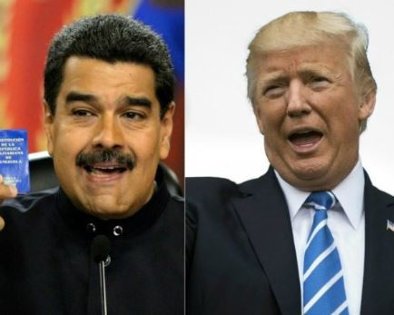 "Venezuela gives all US diplomats 72 hours to leave the country after Trump recognises opposition as ""legitimate"" leaders"