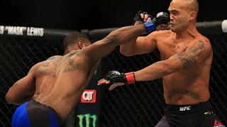 Confira os salários do UFC 201 6