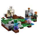 Minecraft The Iron Golem Regular Set