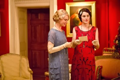 'DOWNTON ABBEY: THE LONDON SEASON' (2013). The primary cast returns for this series four special. All text is © Rissi JC / RissiWrites.com