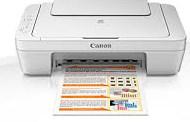 Canon PIXMA MG2560 Driver Téléchargement gratuit
