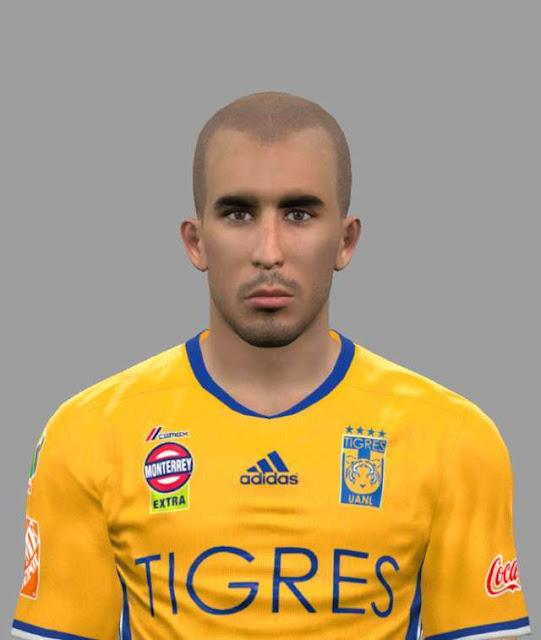 Guido Pizarro Face PES 2017