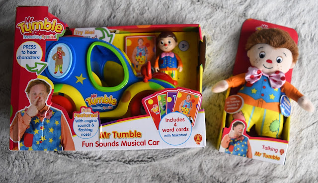 Mr Tumble Toys | A Review