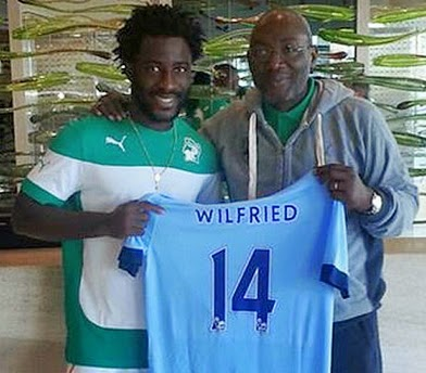 wilfried bony man city deal