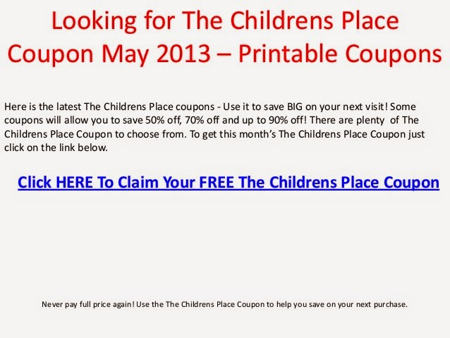 photograph about Childrens Place Printable Coupon named Childrens Room coupon on-line - Olive backyard garden crammed chook