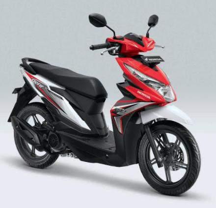 New_Honda_Beat_eSP_2018_Merah