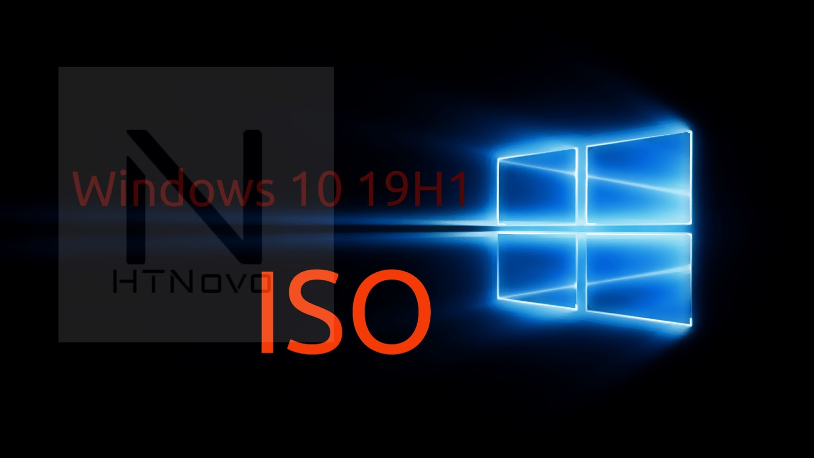 ISO-windows-10-19H1
