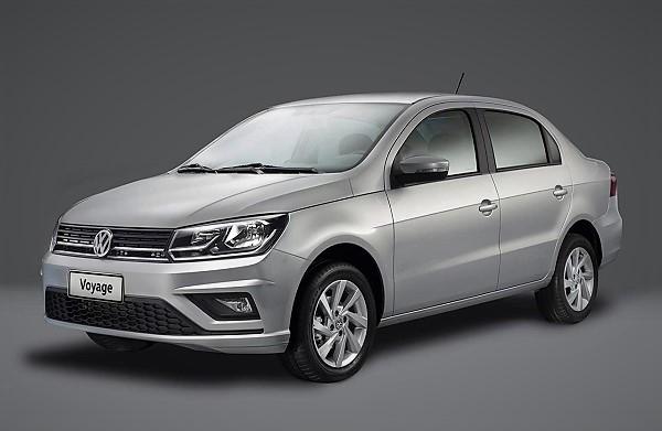 Volkswagen Voyage 2019 Argentina