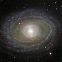 Spiral Galaxy NGC 1398