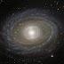 Spiral Galaxy NGC 1398 Wallpapers
