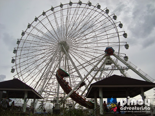 Tallest Ferries Wheels in the Philippines