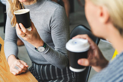 Meeting in a Coffee House