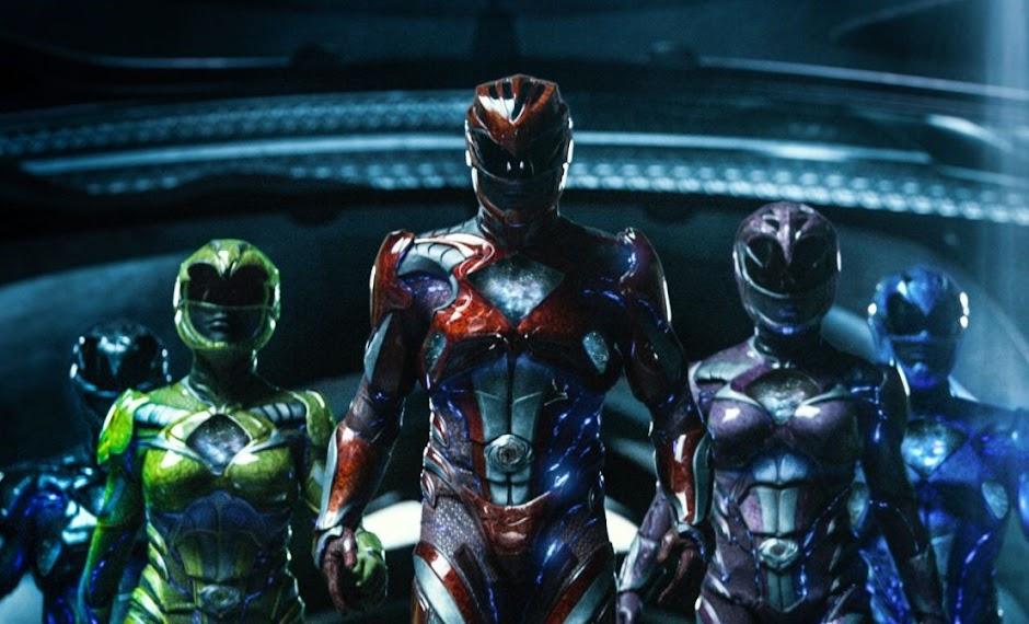 """""""Power Rangers: O Filme"""" tem 5 sequências planejadas, segundo produtor"""