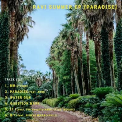 tracklist paradise ravi