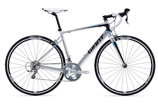 Stolen Bicycle - Giant Defy 2